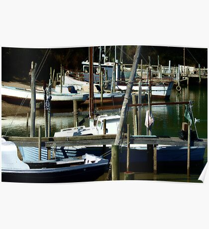 Boats.... Poster