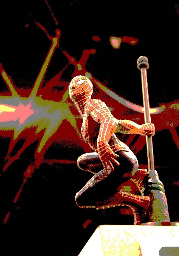 Spiderman by Samantha Jones