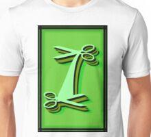 The Alphabet  The letter Z Unisex T-Shirt