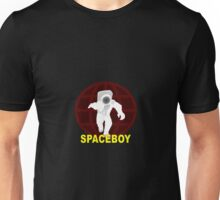 Spaceboy logo Unisex T-Shirt