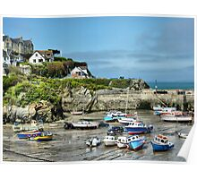 Newquay Cornwall Poster