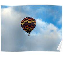 Hot Air Balloon 1 Poster