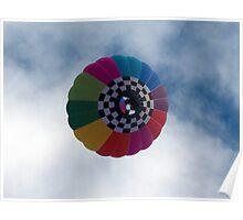 Hot Air Balloon 5 Poster