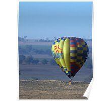Hot Air Balloon 15 Poster