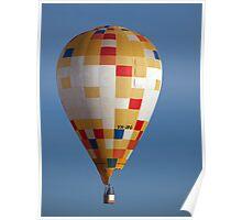 Hot Air Balloon 23 Poster