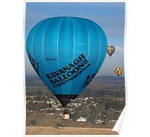 Hot Air Balloon 24 Poster