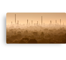 Corio at Sunrise - Geelong Canvas Print