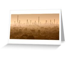 Corio at Sunrise - Geelong Greeting Card