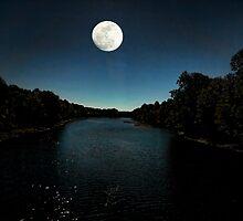 Moon River by Brenda Burnett