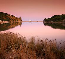 The Estuary -Aireys Inlet by Hans Kawitzki