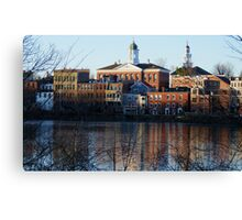 Exeter Canvas Print