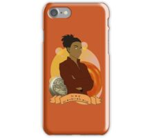 Doctor Who: The girl who walked the Earth - Martha Jones iPhone Case/Skin