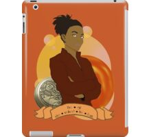 Doctor Who: The girl who walked the Earth - Martha Jones iPad Case/Skin