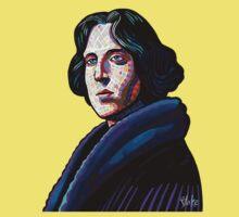 One must wear Oscar Wilde Baby Tee