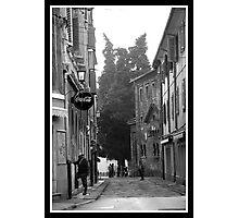 Morning in Pula, Croatia Photographic Print