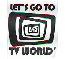 TV World Poster