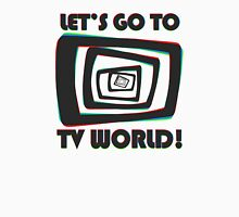 TV World Unisex T-Shirt