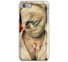 nurse cursed iPhone Case/Skin