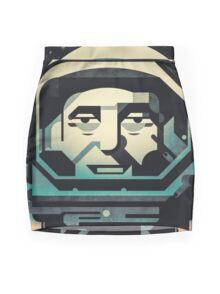 Mercury Mini Skirt