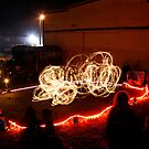 Back Alley Fire Show 1 by FarWest