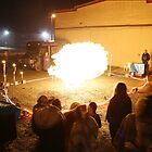 Back Alley Fire Show 5 by FarWest