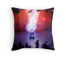 Feedback Freakout 2 Throw Pillow