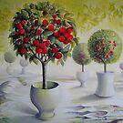 Cherry orchard  by Elena Oleniuc