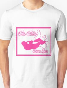 Jiu Jitsu Arm Bar Pink Unisex T-Shirt