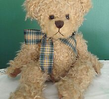 little Ted by chrissy mitchell