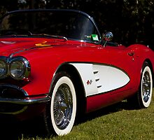 59 Corvette by Peter Doré