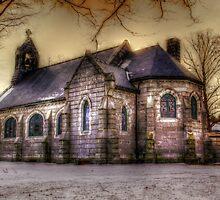 Wilde Memorial Chapel by Julie Bishop