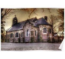Wilde Memorial Chapel Poster