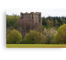 Abbot Huby's Tower Canvas Print