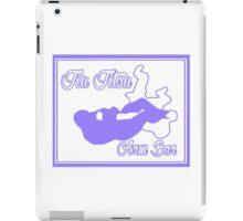 Jiu Jitsu Arm Bar Purple  iPad Case/Skin