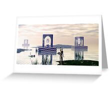 ..Tranquil momments.. Greeting Card