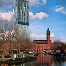 castlefield reflections by Michelle McMahon