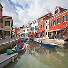 Burano, Venice by shutterjunkie