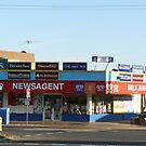 Tooradin Newsagent and Milk Bar by Joan Wild