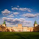 Wilanow Palace by seawhisper