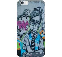 Wall-Art-012 iPhone Case/Skin