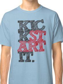 Kick Starter Classic T-Shirt