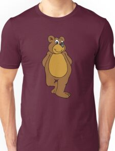 Cute Bear Unisex T-Shirt