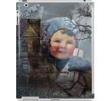ITS THE HEART THAT MAKES A HOUSE A HOME iPad Case/Skin