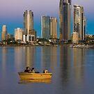 Gold Coast series 1 calendar images  2012 by Gavin Lardner by flexigav
