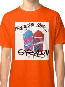 Freeze Your Brain Classic T-Shirt