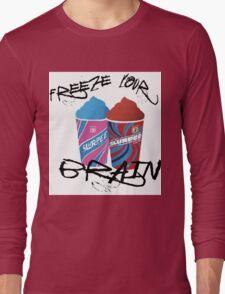 Freeze Your Brain Long Sleeve T-Shirt