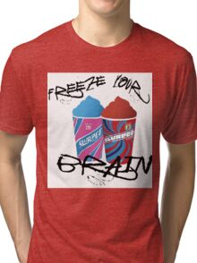 Freeze Your Brain Tri-blend T-Shirt