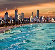 Coastal City by flexigav