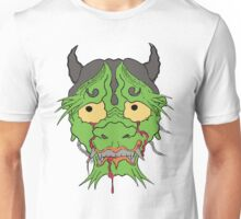 Dragon Face Unisex T-Shirt