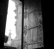 The door is open by Baina Masquelier